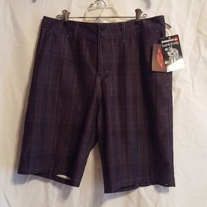 NWT Quiksilver swim trunks/board shorts size 34